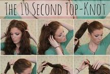 Hair tips / Quick and easy tips to give you a new style in minutes.  HAve fun with your hair. / by Hair Extensions Direct