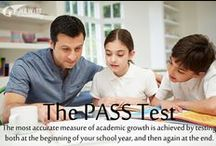 PASS Test - Standardized Achievement tests for Homeschooling / All things about the PASS Test and general information about Achievement tests! / by Hewitt Homeschooling Resources
