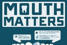 Dental infographics & facts / Infographics &  interesting facts about oral health