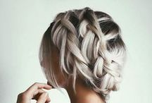 Cool hair colours / Gorgeous blonde colours