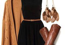 Estilo de mulher / Vestuario e calcado