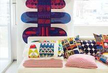 Marimekko / My favourite items and designs by the Finnish brand Marimekko.