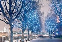 Favorite places at Christmas