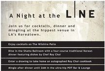 A NIGHT AT THE LINE w/ THE VERMONT / 1.22.15 A Night At The Line -cocktails, and dinner at #Koreatown's hippest new spot #TheLineHotel with residents of The Vermont.  |  Schedule a viewing today:844-848-7863    #LosAngeles #Apartments #Luxury #USC #SouthwesternLawSchool #MetroLosAngeles (Red/Purple Lines across the street) #Wilshire #Vermont #Koreatown #Amenities #Convenience #RoyChoi #POT #Commissary