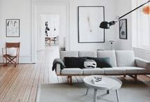 Vision2000 / Minimalist interior inspiration with Scandinavian influences