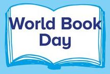 World Book Day / Costume and activity ideas for teachers and parents.