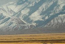 >|Central Asia|< / Breathtaking Places to Visit in Central Asia