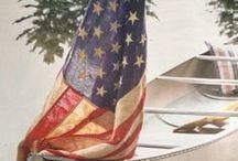 Patriotic Decorating Ideas