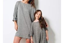 Malinne.pl Like mother. Like daughter / clothes for mums and daughters