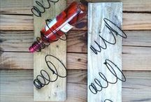 Make with Wine, Bottle & Cork / Everything wine, without making the wine: recipes, crafts, corks. A variety of things that can be made or bought having to do with wine and all that comes with it.