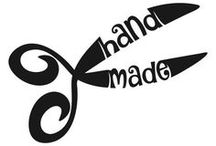 Made by Hand / It was made by hand, that makes it special. (And gives me ideas...)