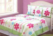 Girls: bedroom inspiration / Inspiration for Dakota's bedroom