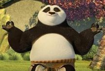 YOGA Kung Fu Panda