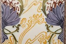 Art Deco / Art Nouveau style / There is something truly special about the early 20th century in style and design.
