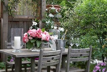 Garden Ideas / by Kathy Merrifield
