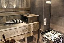 Sauna / Different kind of finnish saunas :)