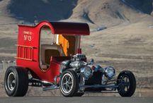 Old style rides / by Kron Schneitzal