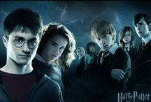 All Things Harry Potter / by Emma Rose