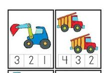 preschool math numbers / math # counting # kids