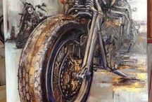 Dave McInnis Vincent Motorcycles