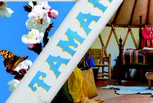 Tamanco Camp Portugal / Tamanco is a campground hotel in the heart of the Costa da Prata.  We welcome travelers, wanderers, campers and adventurers from near and far-away lands to enjoy the luxury of simplicity under the stars.