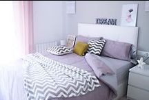 Dormitorios de ensueño / Decoración interior con ropa de hogar de Burrito Blanco