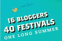 Must Love Festivals! / Come follow us and our summer of fun at mustlovefestivals.com