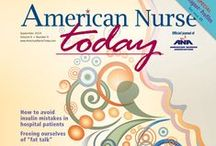 2014 Issues - American Nurse Today Journal / Access issues of our clinical, peer-reviewed journal, American Nurse Today. As the official journal of the American Nurses Association, we are proud to offer original articles relevant to nurses, nursing students, and all of those interested in health and wellness.