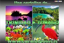 Postcards Caribbean Islands / Caribbean Islands