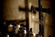 Unam Sanctam Catholicam et Apostolicam Ecclesiam / I believe in One Holy Catholic and Apostolic Church.