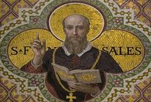 Saints and Feast Days / And also the great months of the Liturgical Calendar ...
