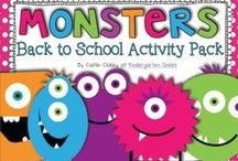 Preschool monster
