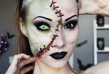 make-up & schmink