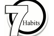7 Habits / Our team is going through a 7 Habits Challenge and you are welcome to join us!