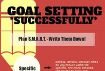 Be SMART / If you're going to set goals they should be SMART. Specific, Measurable, Attainable, Realistic/Relevant and Time Bound.  Browse these pins shared by Actionspace to discover words to inspire you to set SMART GOALS. www.actionspace.com