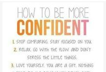 Be Confident / A collection of quotes, articles and infographics providing business tips to help you become more confident in the workplace . Browse these pins shared by Actionspace to discover how you can boost your confidence. www.actionspace.com