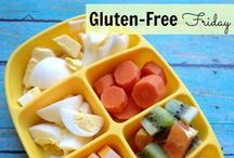 Gluten Free / A collection of our favorite gluten free lunchbox fare. Guaranteed delicious + kid-approved!