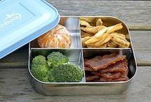 Sustainable Lunchboxes / Pack smarter lunches with green to-go containers!
