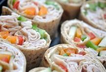 That's A Wrap! / Think outside the sandwich with these creative #RockTheLunchbox wrap ideas! / by Rock the Lunchbox