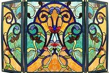 Stained Glass / by Mary Kamlowsky