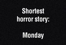 Maandag, vrijdag, weekend / Maandag, vrijdag, weekend