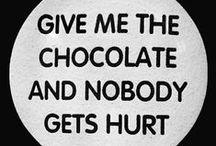 Chocolade en caloriën