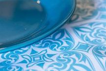 Place Mats / Colorful place mats for every season and occasion. Made in America.