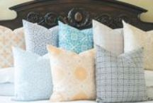 Pillows / Colorful pillows for every room of the house. Made in America.