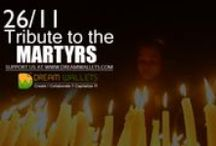 26/11- A TRIBUTE TO THE MARTYRS / A MUSICAL PEACE TRIBUTE TO THE HEROES AND SURVIVORS OF 26/11