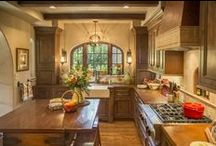 Mediterranean-Style Kitchen Remodel / This Mediterranean remodel brings the soulfulness of Italy to the heart of one St. Louis home.