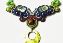 ARTeriaART my work from the past 2011-2013 / Soutache jewellery