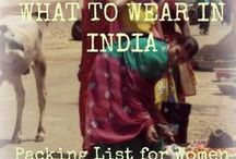 For our trip to India