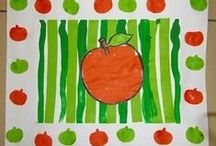 Preschool apple