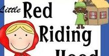 Preschool red riding hood